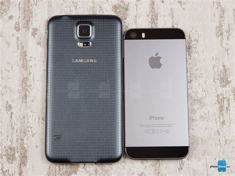 samsung galaxy s5 vs iphone 5s samsung galaxy s5 vs apple iphone 5s call quality
