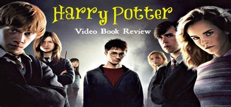 harry potter video book review topeka shawnee county