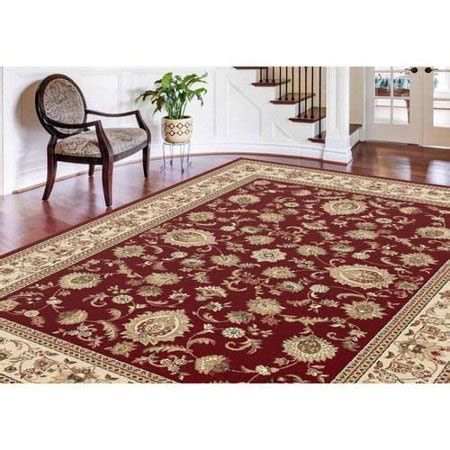 rugs at walmart bliss rugs traditional area rug walmart
