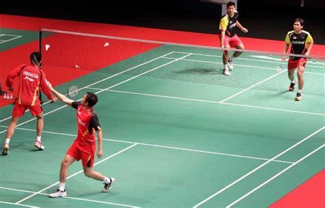 turnamen bulutangkis indonesia open