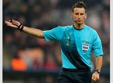 Europa League Jonas Eriksson dirigirá la final entre