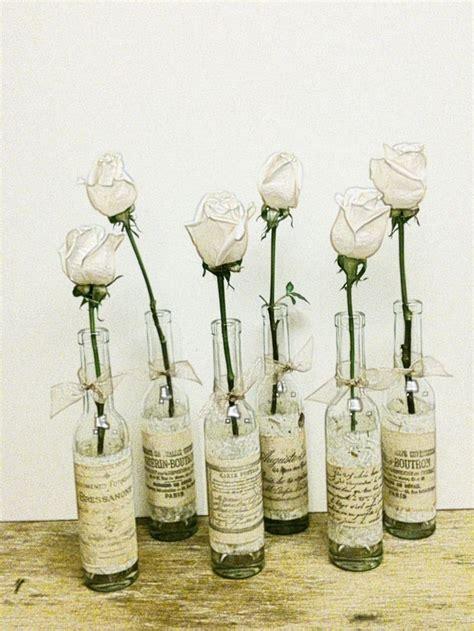 wedding decoration flower vase wedding vase wedding decor country wedding flower bottle flower vase glass bottle