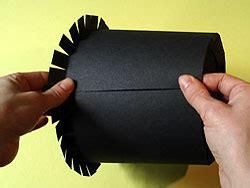 mini zylinder zum basteln einen zylinder basteln basteln gestalten