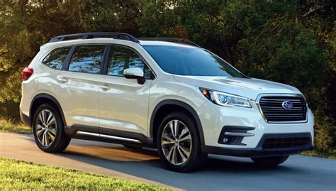 8 Seater Suv by 2019 Subaru Ascent 8 Seater Suv Officially Unveiled