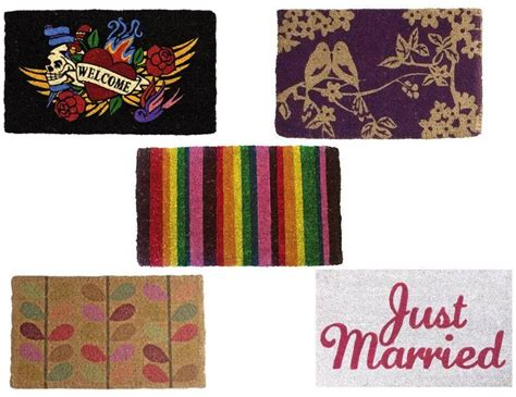 Doormats Uk by Five Of The Best Doormats Furnish Co Uk