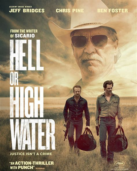 best ranch home hell or high water golden globes