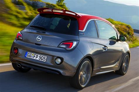 Opel Productions by Sporty Opel Adam S Production Model Revealed