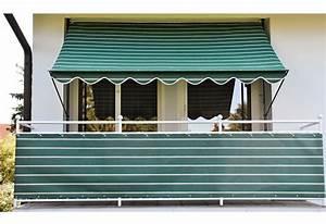angerer freizeitmobel klemmmarkise grun weiss gestreift With markise balkon mit tapete türkis braun gestreift