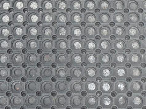 zerbini per esterno finest zerbino in gomma su misura posato nella sede