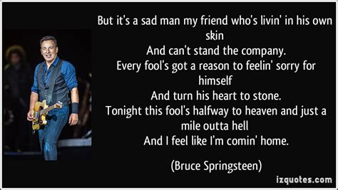 bruce springsteen quotes image quotes  hippoquotescom