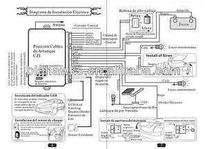 Bighawks M604 Keyless Entry System Wiring Diagram   49