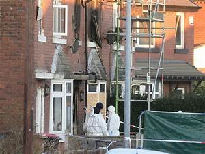 Salford house fire: Three-year-old girl becomes fourth ...