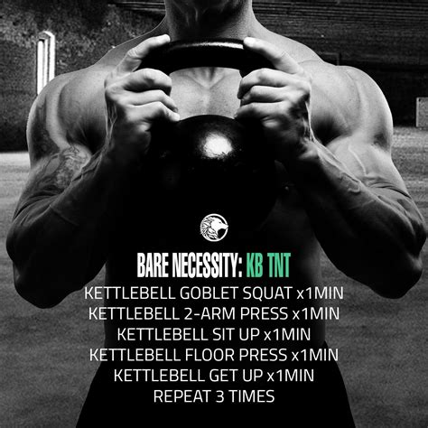 kettlebell workout tnt quick looks training