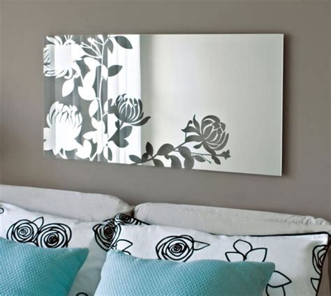 beautiful  modern mirror designs design swan