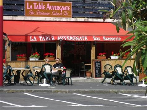 la table auvergnate le mont dore restaurant avis photos tripadvisor