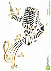 Microphone, Music Stock Photo - Image: 42262324