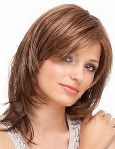 Coupe Cheveux Dégradé : coupe de cheveux mi long d grad effil ~ Melissatoandfro.com Idées de Décoration