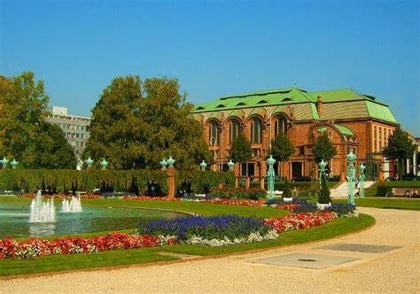 Rosengarten Mannheim Foto & Bild  Landschaft, Garten