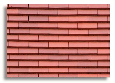 miniature doll house decor roof tiles terracotta