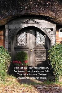 Da Ist Die Tür : nun ist die t r verschlossen foto bild trauerkarten ~ A.2002-acura-tl-radio.info Haus und Dekorationen