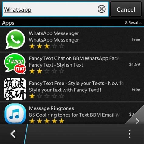 whatsapp messenger for blackberry z10 reviziongoo