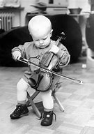 Image result for playing a violin