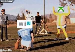 Xbox One vs PS4 vs. Wii U: The 18 Funniest GIFs   Heavy ...