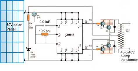 Designing Solar Inverter Circuit Tutorial