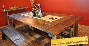 How to build a Farmhouse Table - The Most Complete Video