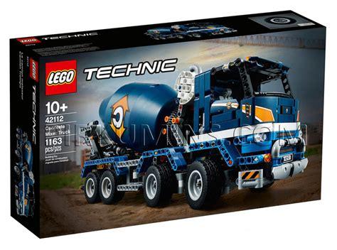 42112 LEGO® Technic Betona maisītājs, no 10+ gadiem NEW ...