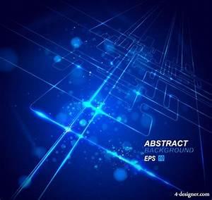 4-Designer | Dynamic splendid technology background 02 ...