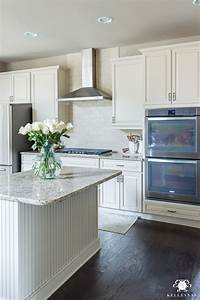 easy organized baking and spice cabinet kelley nan With kitchen colors with white cabinets with sticker roll printing