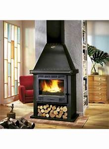 Poele A Bois 14kw : poele a bois ou cheminee ~ Dailycaller-alerts.com Idées de Décoration