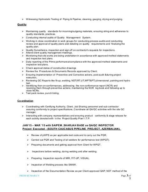 Prem's Resume