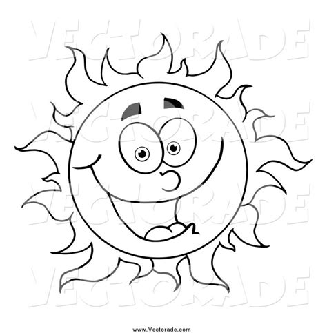 Sun Clipart Black And White - Clipartion.com