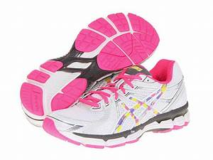 ASICS GT 2000™ White Rainbow Neon Pink 6pm