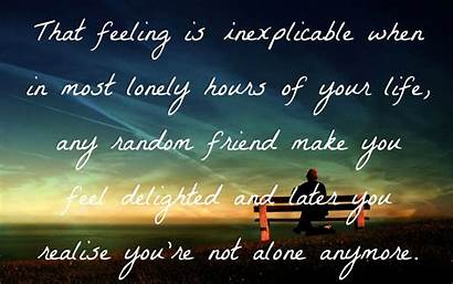 Feeling Alone Loneliness Quotes Feel Wallpapers Lonely