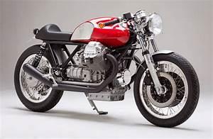 Racing Caf U00e8  Moto Guzzi Le Mans Iii  U0026quot Maschine 12 U0026quot  By