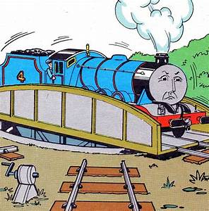 Tenders and Turntables (magazine story)   Thomas the Tank ...