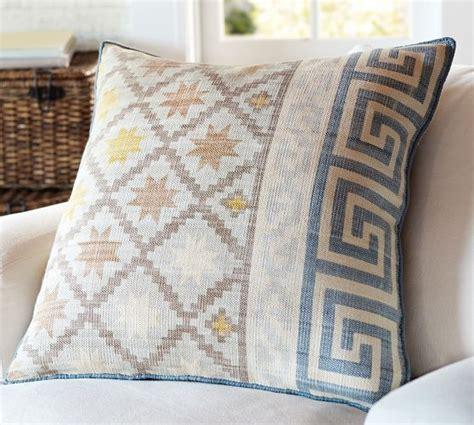 pottery barn decorative pillows tullah pillow cover pottery barn design decor