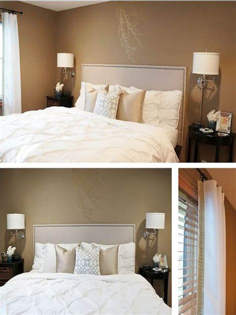Behr Toffee Crunch master bedroom paint color Bedroom