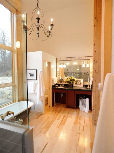 Hgtv Dream Home 2011 Master Bathroom  Pictures And Video