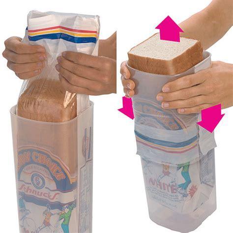 Buddeez Bread Storage Dispenser in Bread Boxes