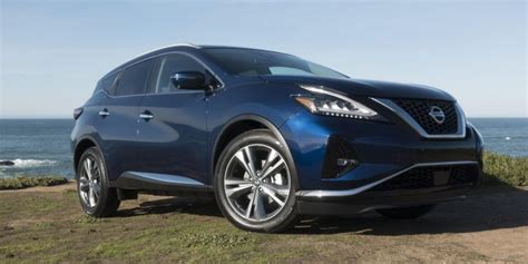 nissan murano  drive review  sharply styled