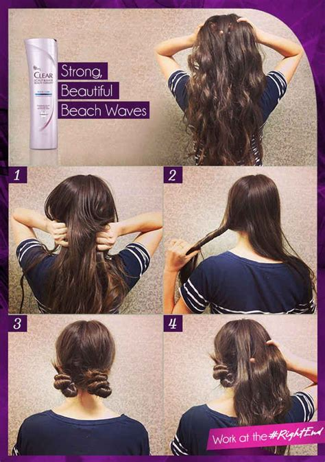 25 best ideas about overnight wavy hair on pinterest