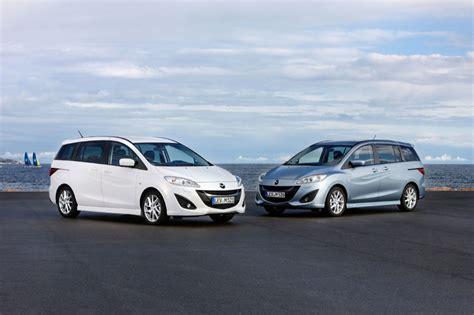mazda van new 2011 mazda5 compact van gets new 1 6l diesel unit
