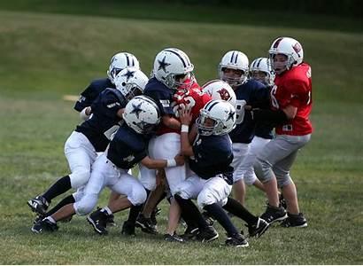Football Tackle Youth Sports Kid Boys League