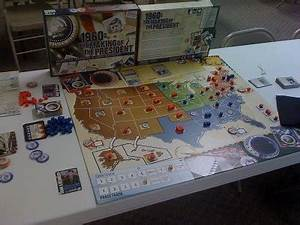 1960 The Making of the President Review Board Game