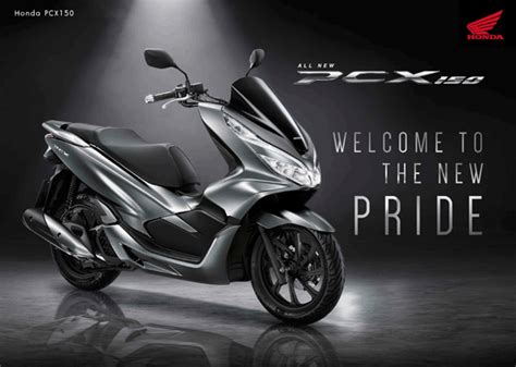 Honda Pcx 2018 Thailand by 2018 Honda Pcx 150 ใหม ราคา ตารางผ อน พ ซ เอ กซ 150