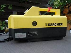 Kärcher Hochdruckreiniger Gebraucht : k rcher 570 hochdruckreiniger gebraucht in metzingen ger te maschinen kaufen und verkaufen ~ Buech-reservation.com Haus und Dekorationen